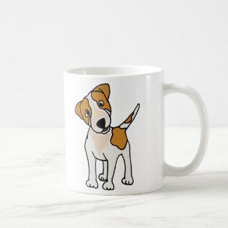 Mug Chiot drôle de Jack Russell Terrier