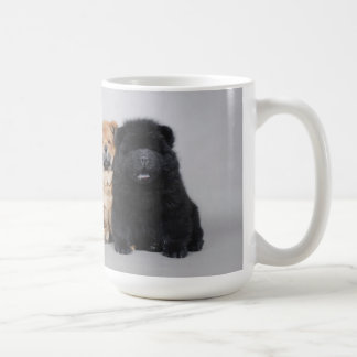 Mug Chiots de bouffe de bouffe