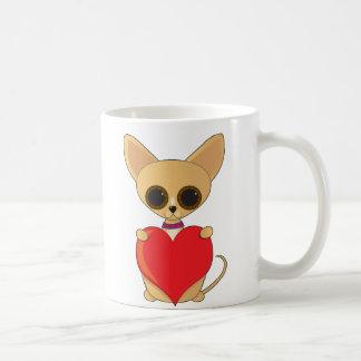 Mug Chiwawa Valentine