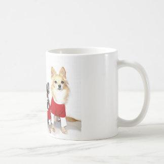 Mug Chiwawas de Noël