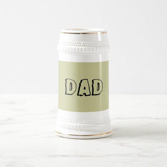 """Mug /Chope """"Dad"""""""
