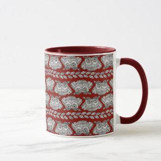 Mug chouette le hiboux