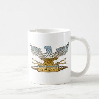 Mug Chrome d'Eagle de légion