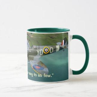 Mug churchill honorant le RAF