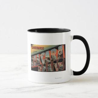 Mug Chutes du Niagara, New York - grandes scènes de