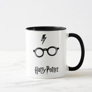 Mug Cicatrice et verres de foudre du charme | de Harry