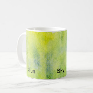 Mug Ciel Sun de la terre