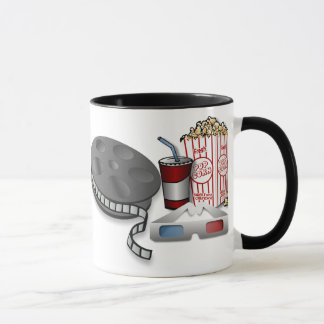 Mug cinéma 3D