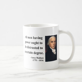Mug Citation 1B de James Madison