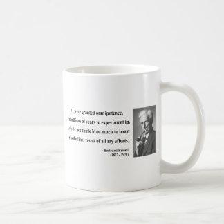 Mug Citation 4b de Bertrand Russell