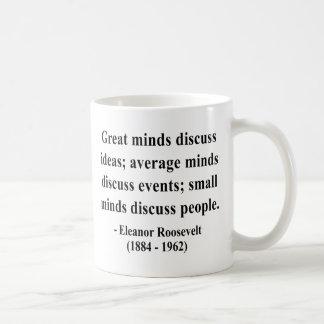 Mug Citation 5a d'Eleanor Roosevelt