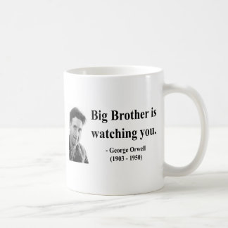 Mug Citation 5b de George Orwell