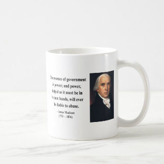 Mug Citation 5b de James Madison