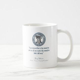Mug Citation de Barry Goldwater (grand gouvernement)