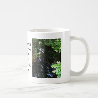 Mug Citation de Henry David Thoreau au sujet de