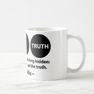 Mug Citation de vérité de Bouddha