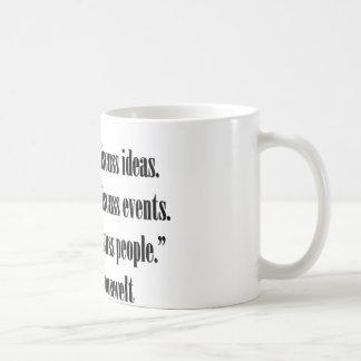 Mug Citation d'Eleanor Roosevelt
