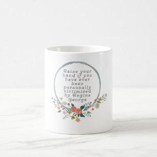 Mug Citation moyenne de filles - Regina George