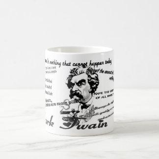 Mug Citations de Mark Twain