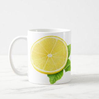 Mug Citron et menthe
