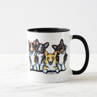 Mug Clan de corgi