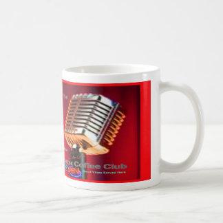 Mug Claquement de poésie de club de café de vortex