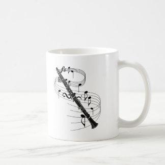 Mug Clarinette