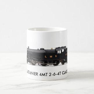 Mug CLASSE 4P de LMS STANIER 4MT 2-6-4T