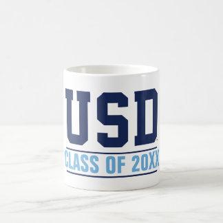 Mug Classe d'USD | de