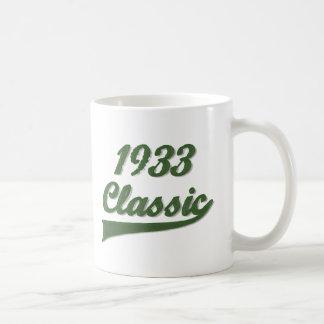 Mug Classique 1933