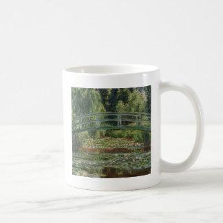 Mug Claude Monet - la passerelle japonaise