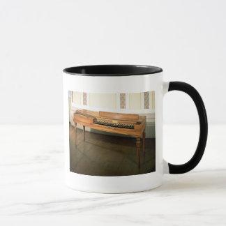 Mug Clavicorde, une fois possédé par Franz Joseph