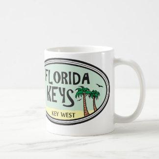 Mug Clés de la Floride