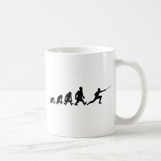 Mug clôture de darwin