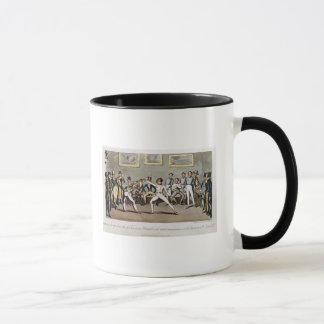Mug Clôture : L'admiration de Jerry de Tom dans un