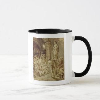 Mug Clovis a continué son bouclier
