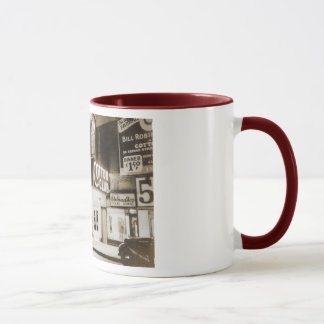 Mug Club de coton, cru de New York City