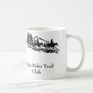 Mug Club de traînée de cavalier de Ridge