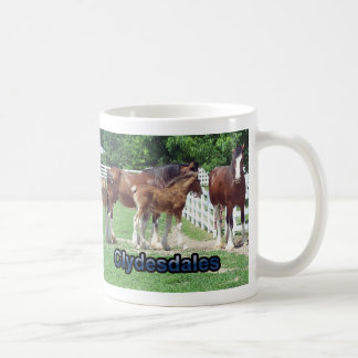 Mug Clydesdales