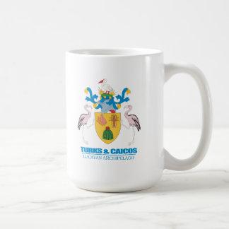 Mug COA de Turcs et de la Caïques