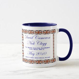 Mug Coalition de ~ de Nick Clegg de ~ de David Cameron