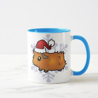 Mug Cobaye de Noël (délabré)