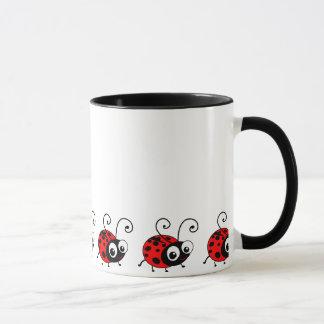 Mug Coccinelle mignonne