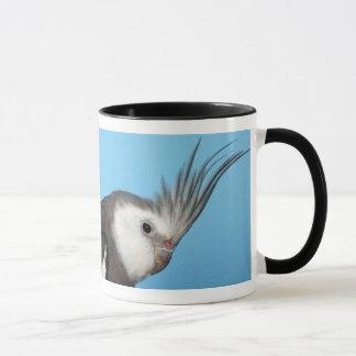 Mug Cockatiel masculin de Whiteface