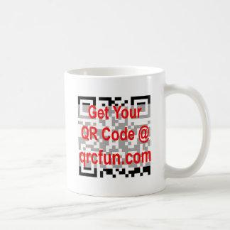 Mug Code de QR