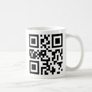 Mug Code de QR - Chanukah heureux !