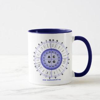 Mug Code génétique