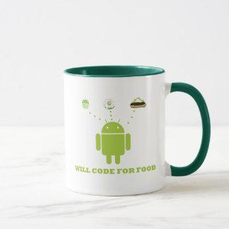 Mug Codera pour la nourriture (le programmateur de