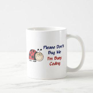 Mug Codeur Ladybug-2 médical