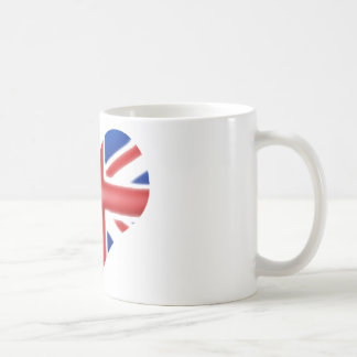 Mug Coeur américain britannique